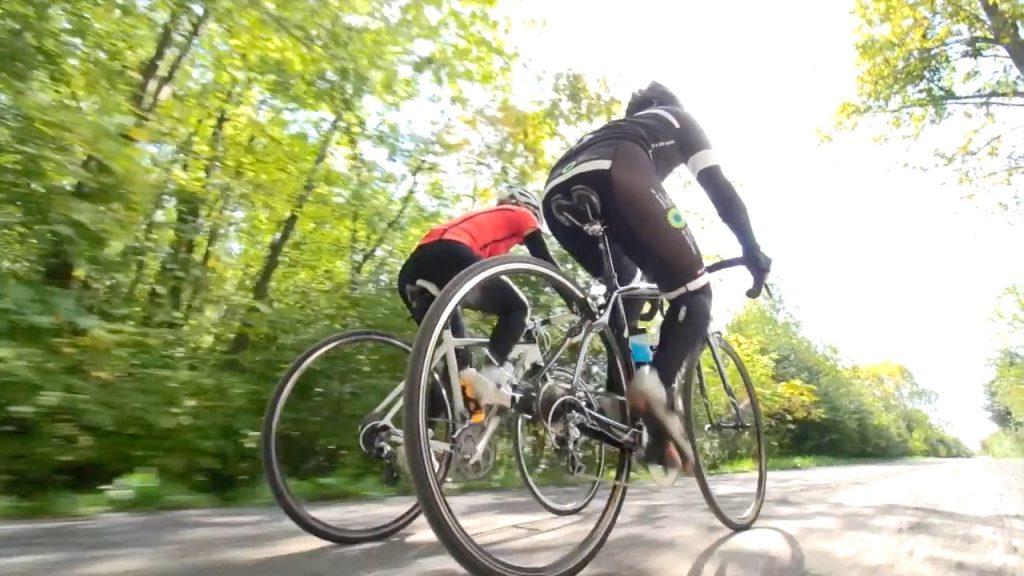 Cycling in Wellington Millennium Trail